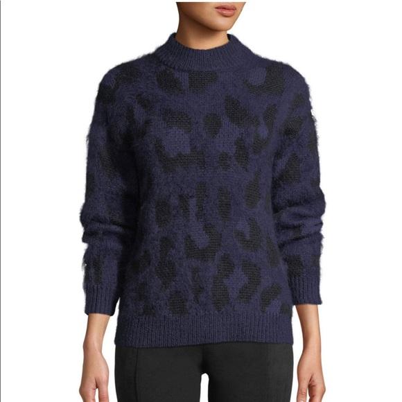 kate spade Sweaters - Kate Spade pullover leopard sweater